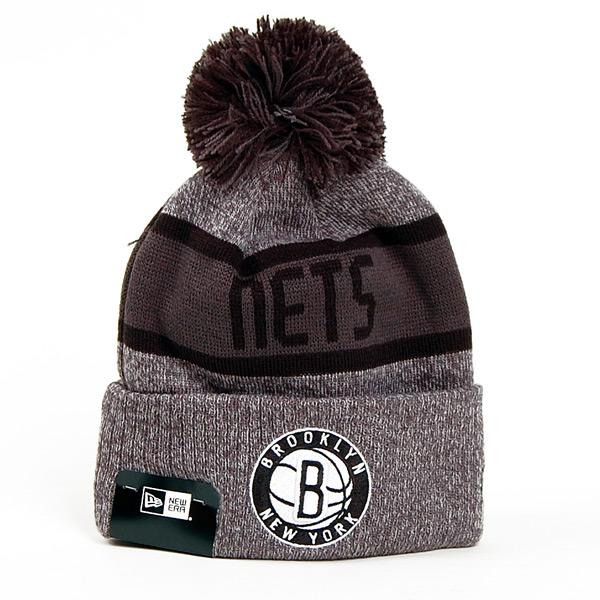 Kulich New Era NBA Marl Knit Brooklyn Nets - UNI