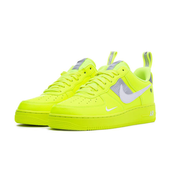 31dacd209ca Tenisky Nike Air Force 1 07 LV8 Utility Volt White - 42.5 - 9 - 8