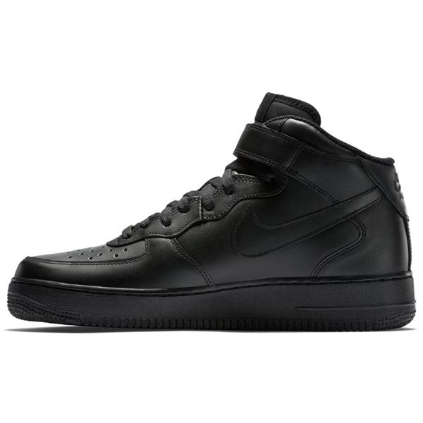Nike Air Force 1 Mid `07 Tenisky Black Black 315123-001