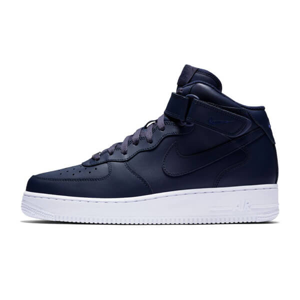 Nike Air Force 1 Mid `07 Obsidian White 315123-415 - 45.5 - 11.5 - 10.5 - 29.5 cm