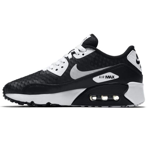 Nike Air Max 90 ULTRA 2.0 BR (GS) Shoe Black White - 39 - 6.5 - 6 - 24.5 cm