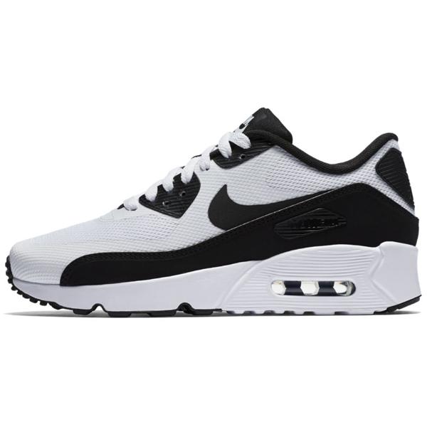 Nike Air Max 90 ULTRA 2.0 (GS) Shoe White Black White - 39 - 6.5 - 6 - 24.5 cm