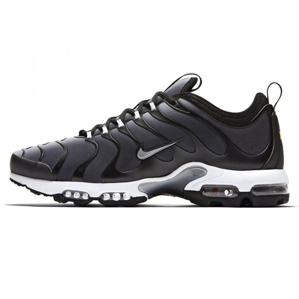 Tenisky Nike Air Max Plus TN Ultra Shoe Black Metallic Silver Wolf Grey White