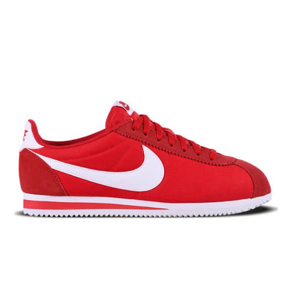 Nike Classic Cortez Leather Red White 807472-604 - 44 - 10 - 9 - 28 cm