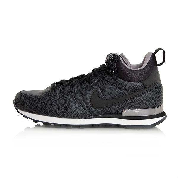 Nike WMNS Internationalist Mid Dámské Tenisky Black Black Dust 859549-001 - 40 - 8.5 - 6 - 25.5 cm