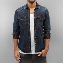 2Y Eli Shirt Dark Blue