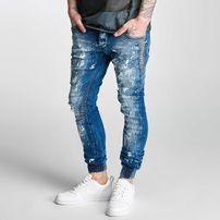 2Y Lean Denim Slim Fit Pants Blue