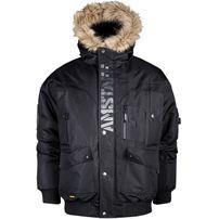 Zimní Bunda Amstaff Aton Winterjacket