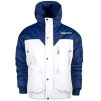 Amstaff Conex Winterjacke 2.0 - weiß/blau