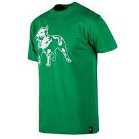 Amstaff Logo Shirt - grün