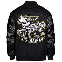 Amstaff Revok College Jacket Black