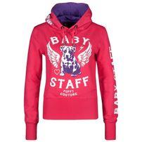 Babystaff Helos Hoodie - pink
