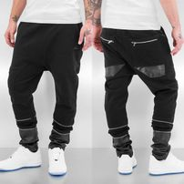 Bangastic Anti Fit II Sweat Pants Black