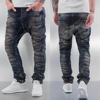 Bangastic Dirty Antifit Jeans Blue