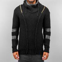 Bangastic Knitted Force Hoody Black