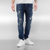 Bangastic Lumo Slim Fit Jeans Mid Blue