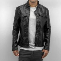 Bangastic PU Jacket Black