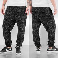 Bangastic Speckle Sweat Pants Black/Grey