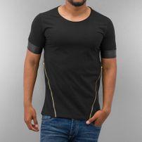 Bangastic Zip T-Shirt Black