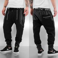 Bangastic Zippy Sweat Pants Black