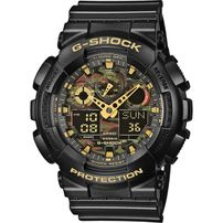 Casio G-Shock GA 100CF-1A9 (411)