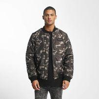 Cavallo de Ferro / Bomber jacket Stereo in camouflage