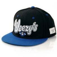 Cayler & Sons Weezy`s Cup Cap Black True Blue White