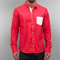 Cazzy Clang *B-Ware* Quinn Shirt Red