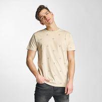 Cazzy Clang Saint Barth T-Shirt Beige