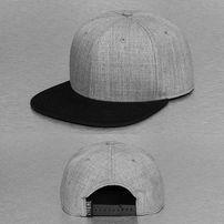 Cyprime 2 Tone Snapback Cap Grey/Black
