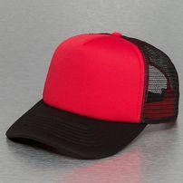 Cyprime Basic Trucker Cap Red