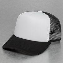 Cyprime Basic Trucker Cap White