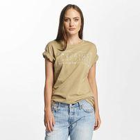Cyprime Cerium Oversized T-Shirt Beige