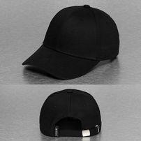 Cyprime Folding Clasp Snapback Cap Black