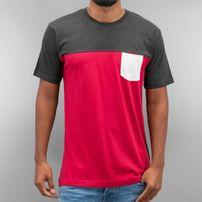 Cyprime Sander T-Shirt Anthracite/Red