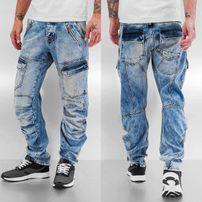 Dangerous DNGRS Anti Fit Jeans Blue