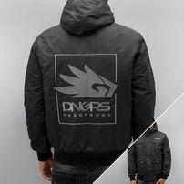 Dangerous DNGRS Big Logo Jacket Black