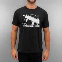 Dangerous DNGRS Carson T-Shirt Black