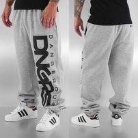 Pánské tepláky Dangerous DNGRS Classic Sweat Pants Grey Melange