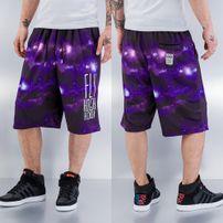 Dangerous DNGRS Fly High Shorts Purple