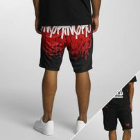 Dangerous DNGRS Korossi Shorts Black Red