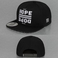 Dangerous DNGRS Last Hope Good Dope Snapback Cap Black