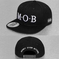 Dangerous DNGRS MOB Snapback Cap Black
