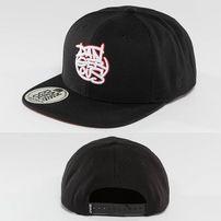 Dangerous DNGRS Pure Snapback Cap Black/Red