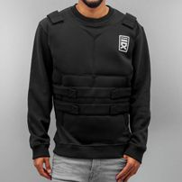 Dangerous DNGRS Shooting Vest Sweatshirt Black