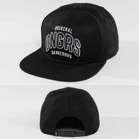 Dangerous DNGRS / Snapback Cap Original ID in black