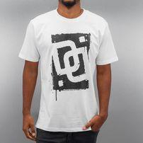 Dangerous DNGRS Sprayed Logo T-Shirt White