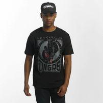 Dangerous DNGRS / T-Shirt Boxing in black