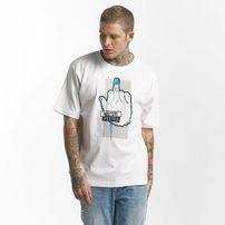 Dangerous DNGRS / T-Shirt Greeting in white
