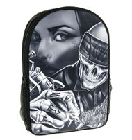 Dyse One Inked Backpack Black